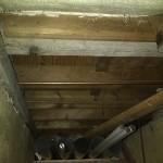 Floor Joist under new construction